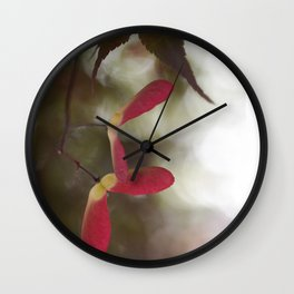 Fliers Wall Clock