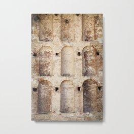Misson San Juan Capistrano, California  // Travel the World Metal Print