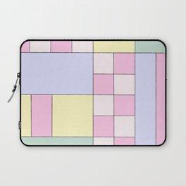 Pastel Block Laptop Sleeve