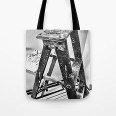 Painter's Ladder Tote Bag