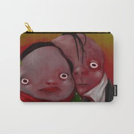 The strange couple Carry-All Pouch