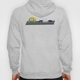 High Speed Chase Hoody