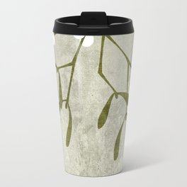 Mistletoe Travel Mug