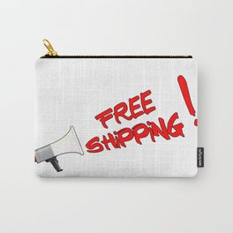 Free Shipping Megaphone Carry-All Pouch