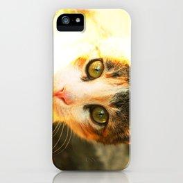 She Has A Secret! iPhone Case