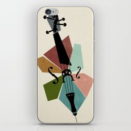 Bach - Cello Suites iPhone Skin