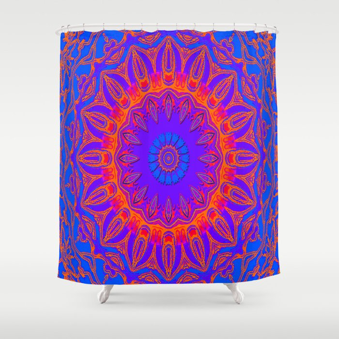 Hippie Dayz..... Shower Curtain