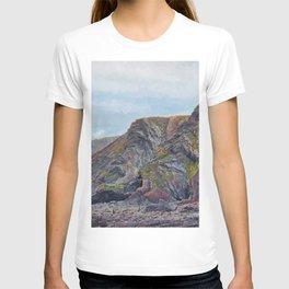 Hartland Quay Cliffs T-shirt