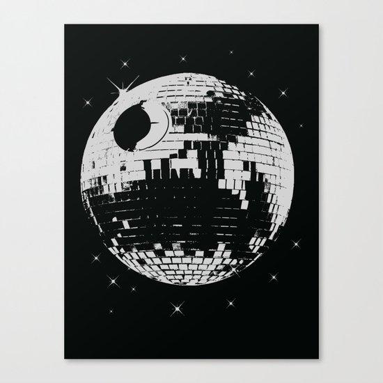 thats not a disco Canvas Print