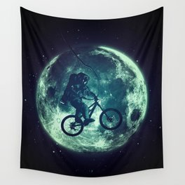 E.T.B. (variant) Wall Tapestry