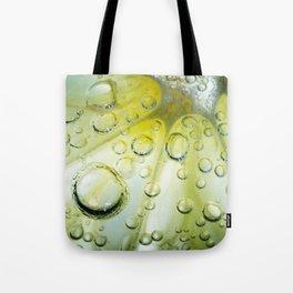 Slice of Lime Tote Bag