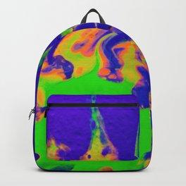 Blacklight Sunset 01 Backpack