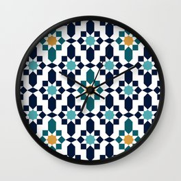 Marrakesh Wall Clock