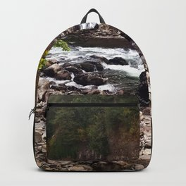 Snoqualmie River Backpack