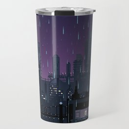 Rain over Carbon Valley Travel Mug