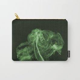 Explosive Green Carry-All Pouch