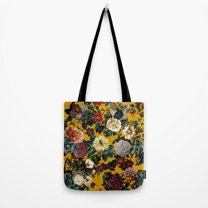 Exotic Garden V Tote Bag