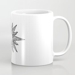 Surf in a Windrose – Compass (tattoo style) Coffee Mug