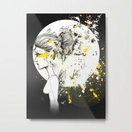 Dream Figment Metal Print