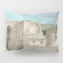 Faded fantasies of a neglected mind Pillow Sham