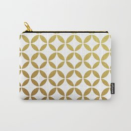 rings - gold Carry-All Pouch
