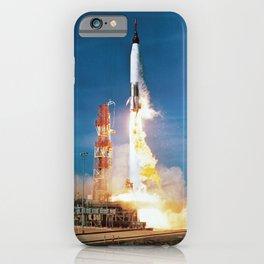 Mercury-Atlas 2 liftoff iPhone Case