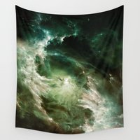 hydra Wall Tapestries featuring β Electra by Nireth