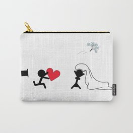 I marry you by Oliver Henggeler Carry-All Pouch