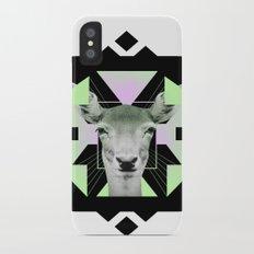 ::Space Deer:: iPhone X Slim Case