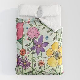 Candy Shoppe Duvet Cover