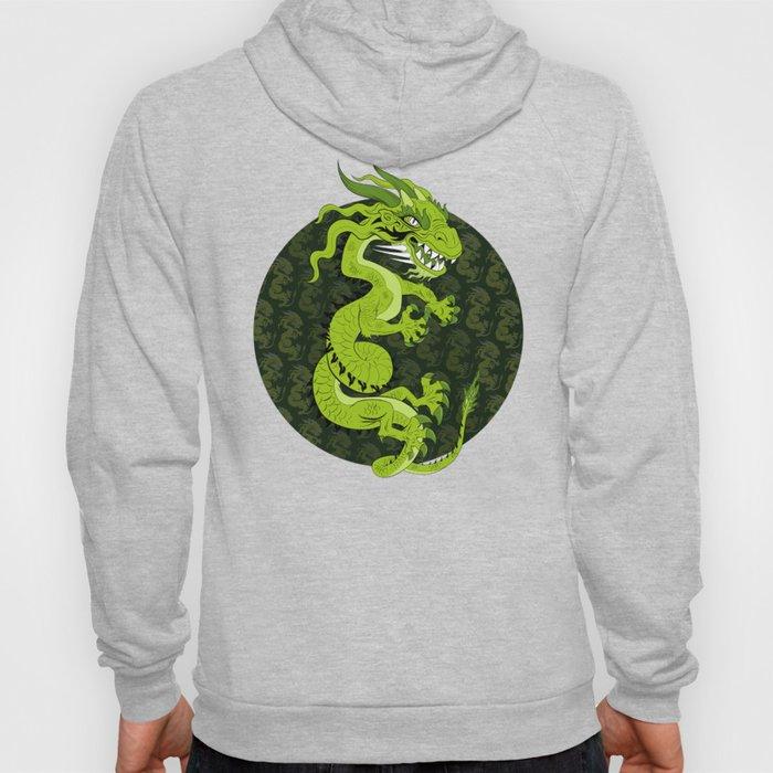 Jade Dragon Hoody