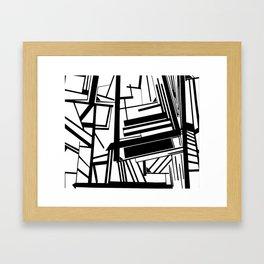 Visual Think Framed Art Print