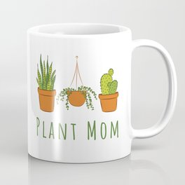 Plant Mom Coffee Mug