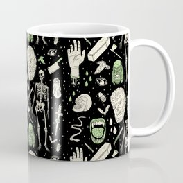 Whole Lotta Horror: BLK ed. Coffee Mug