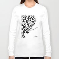 dali Long Sleeve T-shirts featuring Dali by Blake Thornley