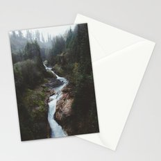 Lava Canyon Stationery Cards