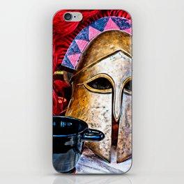 Glory of the heroic age iPhone Skin