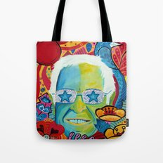 Berning Down The House Tote Bag