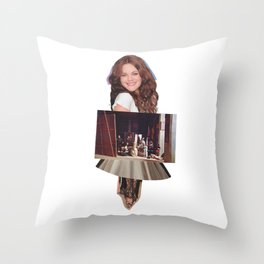 ROYALS Throw Pillow
