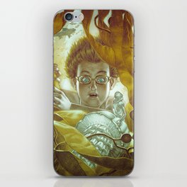 In the Kelp Forest iPhone Skin