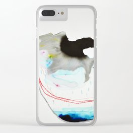Day 77 Clear iPhone Case