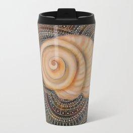 MOONSNAIL MANDALA Travel Mug