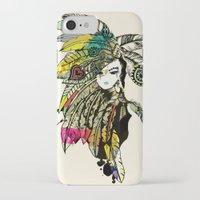 karu kara iPhone & iPod Cases featuring KARA by DON'T NEED NO SAMURAI