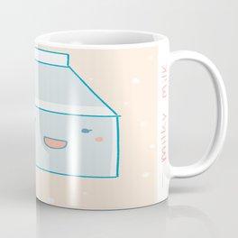 Milky Milk Coffee Mug