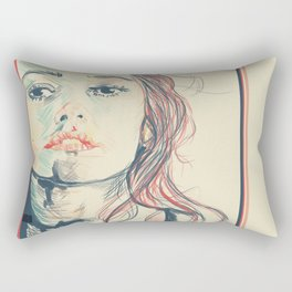 Ambition  Rectangular Pillow