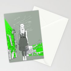 14th & 6th ave Stationery Cards