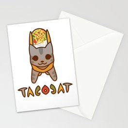 Tacocat Stationery Cards