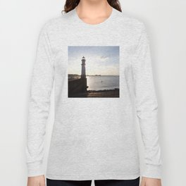 Leith Lighthouse Edinburgh Long Sleeve T-shirt