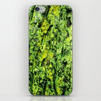 moss iPhone & iPod Skins featuring Moss by kirstenariel