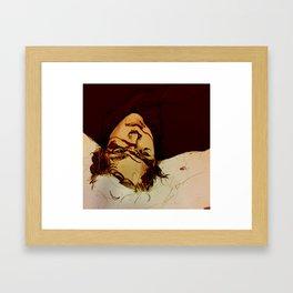 The Final Problem  Framed Art Print